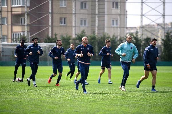 Başakşehir, Beşiktaş'a Hazırlanıyor