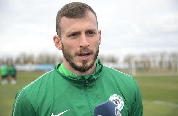 Atiker Konyaspor'da Petar Filipovic Şoku