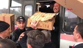 Kırıkkale Mhpli Başkan, 5 Bin Civciv Dağıttı