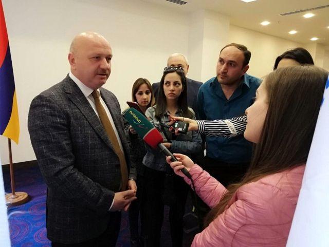 Metin Gündoğdu'dan Ermeni Basınına Ayar Üstüne Ayar