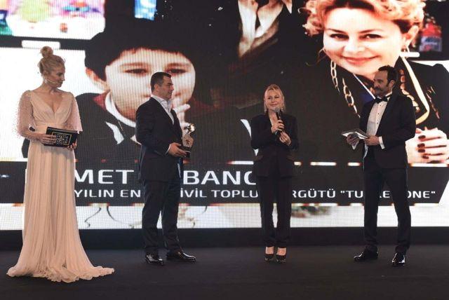 Türkiye Marka Ödülleri Sahipleriyle Buluştu
