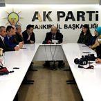 AK Parti Çankırı İl Başkanı Kaman Görevinden İstifa Etti