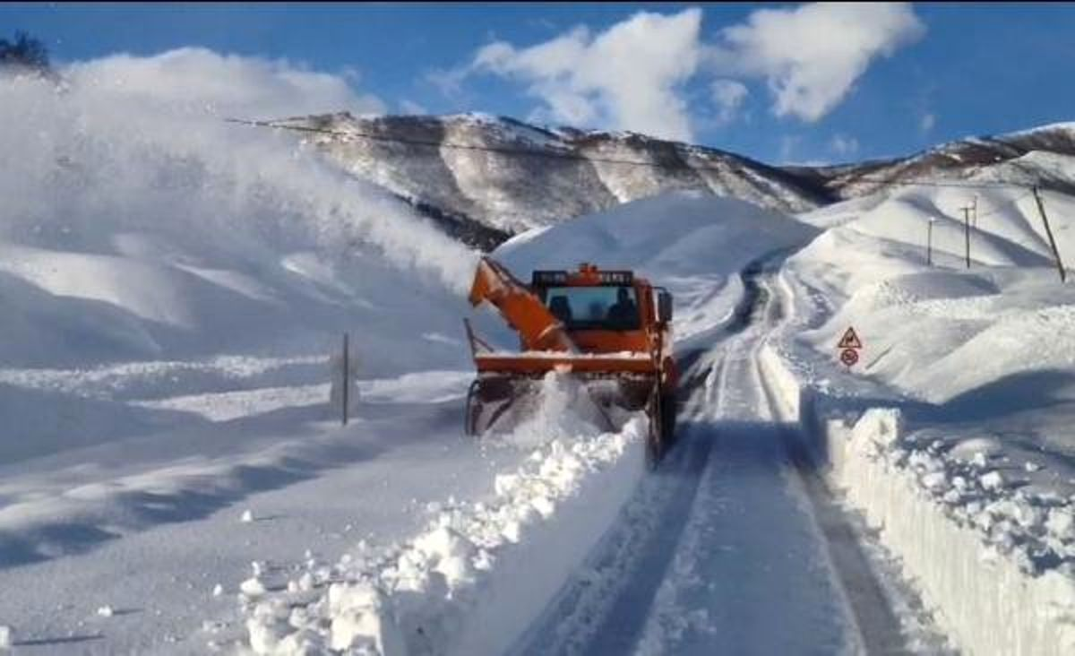Tunceli'de Kar ve Yağmur Hayatı Olumsuz Etkiliyor