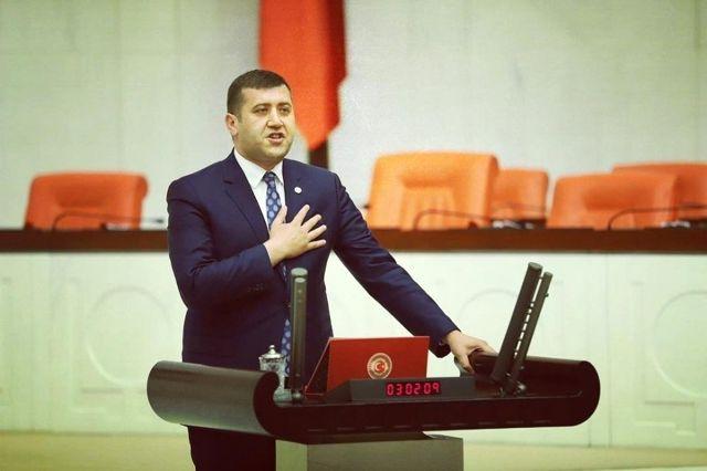 MHP Kayseri Milletvekili Baki Ersoy, 'Talas'ı Bize Verin Dedim Olmadı Maalesef'