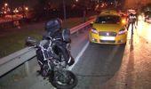 Şişli'de Ticari Otomobille Motosiklet Çarpıştı: 2 Yaralı