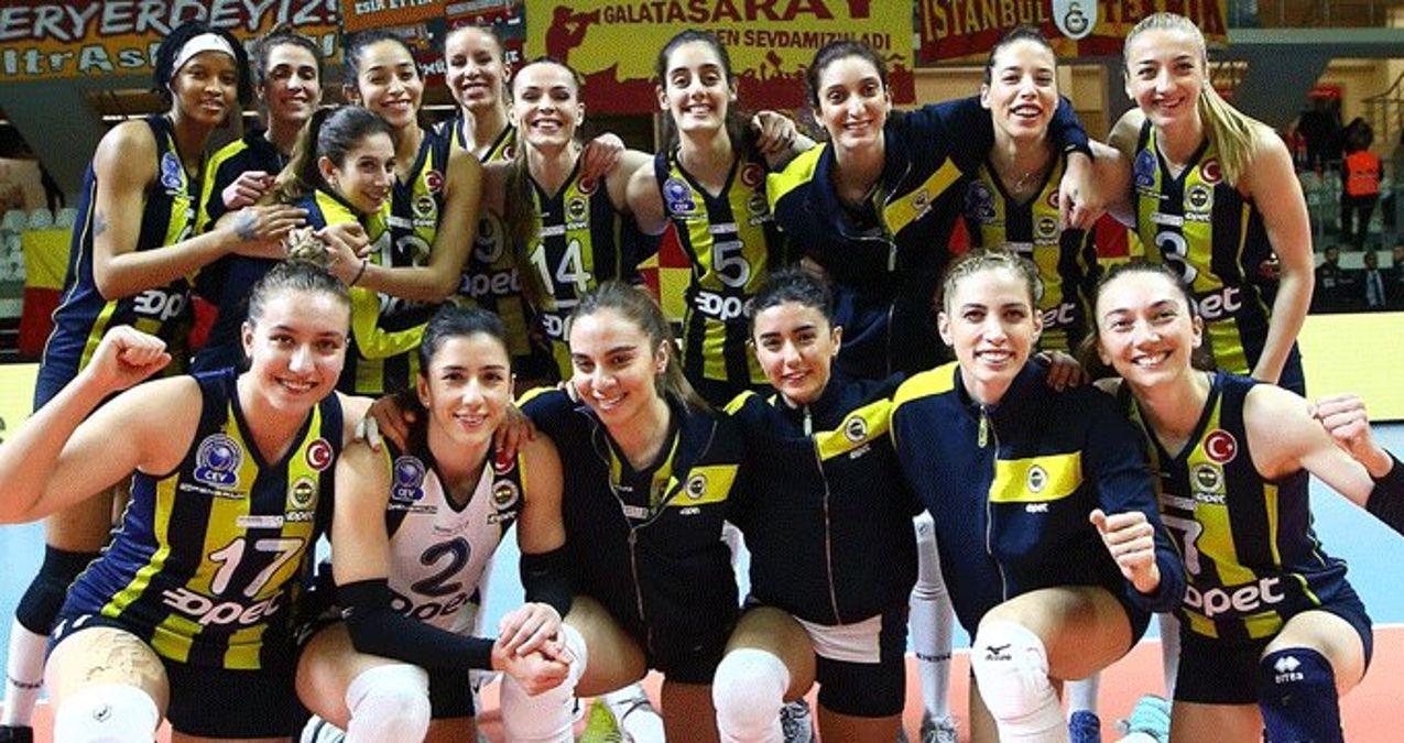 Fenerbahçe, Galatasaray Karşısında Seride 1-0 Öne Geçti