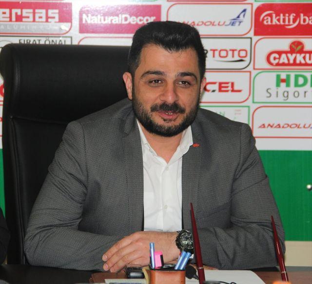 Giresunspor'da Sözeri Dönemi Başladı