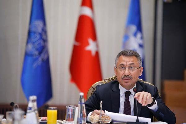 Fuat Oktay: Türkiye, 'Dünya Bankası İş Ortamı Raporu'nda 43'üncü Sıraya Yükseldi (2)