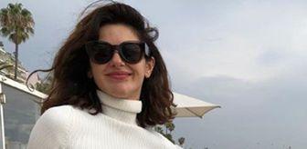 Nesrin Cavadzade, Bacak Dekolteli Bahar Temizliği Pozuyla Takipçilerini Gülümsetti!