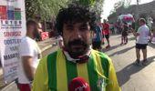 Edirne'de 'Dostluk Maratonu' Koşuldu