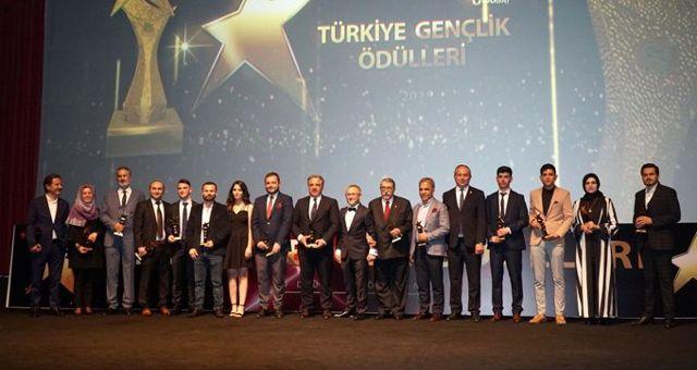 Türkiye Gençlik Ödülleri Sahiplerini Buldu