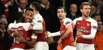 Arsenal, Sahasında Ağırladığı Valencia'yı 3-1 Mağlup Etti