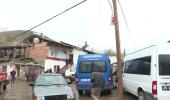 Erzurum'da Bir Ahırın Çatısı Çöktü: 2 Ölü, 6 Yaralı (4)