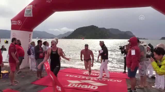 Yüzücü Seyfi Diker'den Tolga Öcal Açıklaması