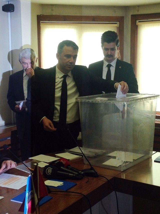 Pursaklar Belediye Başkanlığı Seçiminde 3. Tur Oylamaya Geçildi