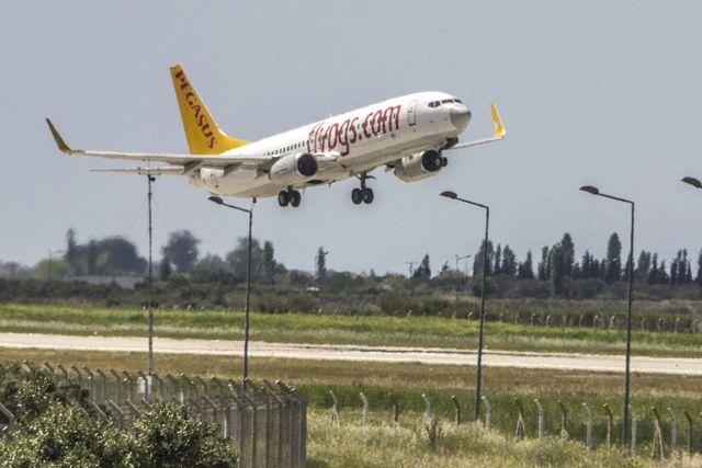 Koca Seyit Havalimanı 2019 Yılında 76 Bin 875 Kişiye Hizmet Verdi