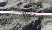 İlk Kez Kayıp Gazeteciyi Arama Çalışmaları Kapsamında Gerçekleştirilen Çalışma Havadan Görüntülendi