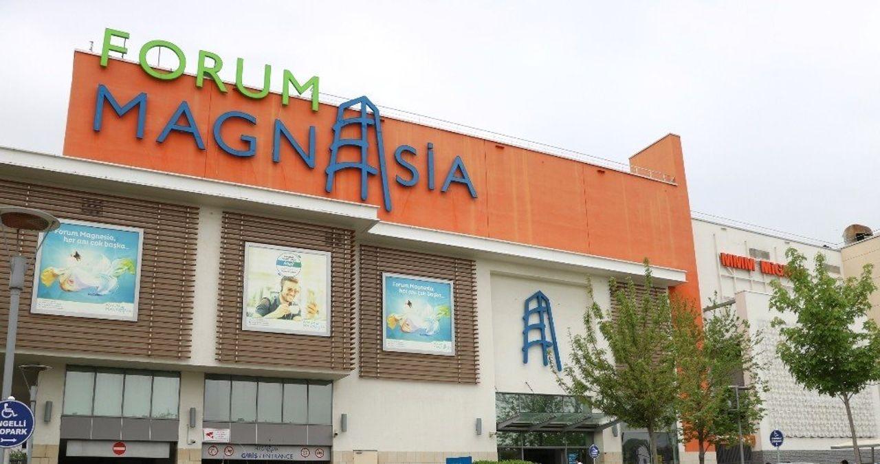 Forum Magnesia Da Genclere Ozel Coskulu Kutlama Haber