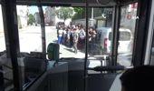 Bu İlçede Otobüsler İlk ve Ortaokul Öğrencilerine Ücretsiz