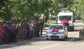 Kayıp Muhabiri Arama Çalışmalarında Suya Kapılarak Şehit Olan Askerler İçin Tören Düzenlendi