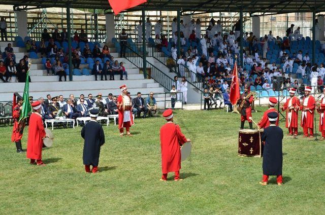 Malatya'nın İlçelerinde 19 Mayıs Coşkusu