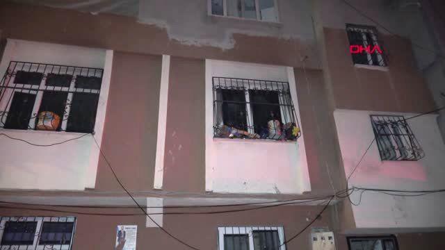 Adana - Komşusunun Kızını Kaçıran Kişinin Evi Kundaklandı