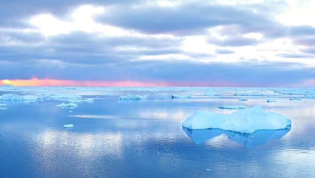 İklim Değişikliği: Eriyen Buzullarla Su Seviyesinin Tahmin Edilenden Fazla Yükselmesi 'Yüz...