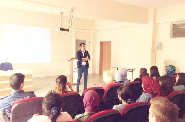Osmaneli'nde Öğrencilere Polislik Mesleği Anlatıldı