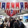 38'inci Türkiye Kitap ve Kültür Fuarı'na Yoğun İlgi