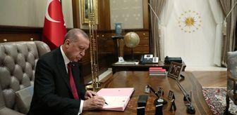 Cumhurbaşkanı Erdoğan 11 Üniversiteye Yeni Rektör Atadı