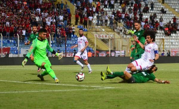 Yeni Çorumspor - Serik Belediyespor (FOTOĞRAFLAR)