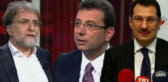 Ahmet Hakan, İmamoğlu'nun