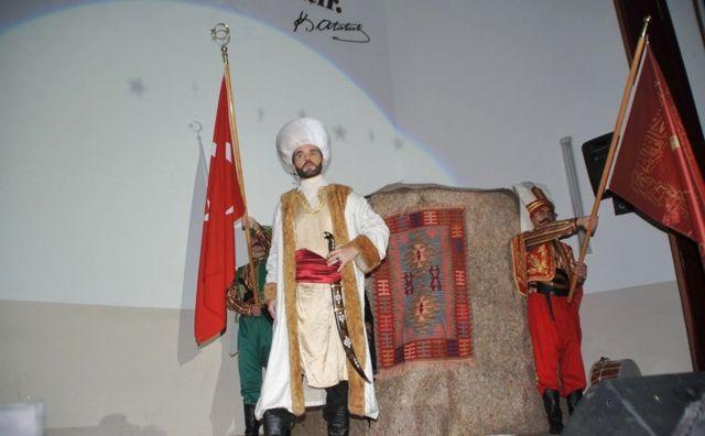 Bafra'da 'fetih' kutlaması