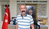 Maçoğlu, MHP'nin açıklamasına tepki gösterdi: Bahçeli, Dersim'e kinini gösterdi