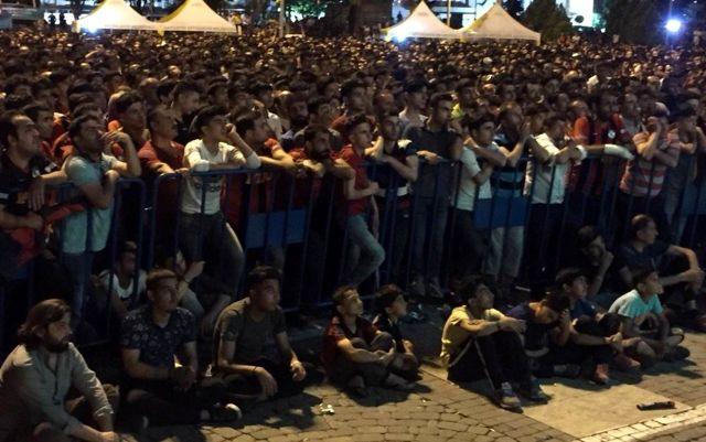 Gaziantep'te final heyecanı