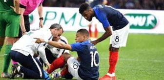 Fransa'da Türkiye maçı öncesi Mbappe şoku!