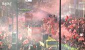 Liverpool FC Şampiyonlar Ligi Galipleri Kupası Parade