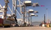 KOCAELİ Sanayi kalbi Kocaeli'nin limanları dünyayı taşıyor