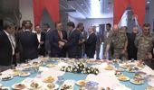 Mardin'deki bayramlaşma programına Süryaniler de katıldı