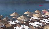 MUĞLA Bakan Ersoy, Bodrum'da girişi ücretsiz olan halk plajını hizmete açtı