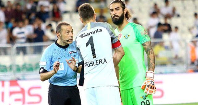 Galatasaray, Fernando Muslera'nın yedeğini buldu!