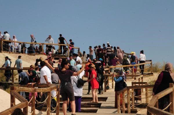 Kapadokya'da müzelere 9 günde 121 bin ziyaretçi