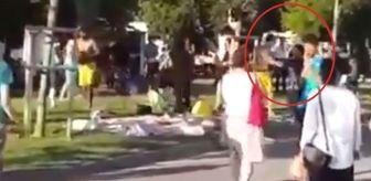Oyuncu Ceren Erginsoy'un eşi ve kızı saldırıya uğradı