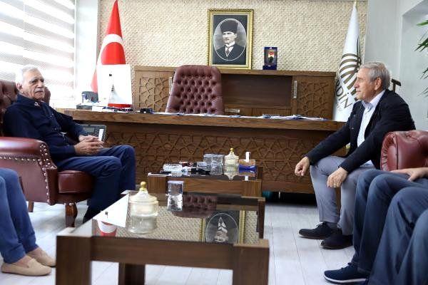 CHP'li Kaya'dan Mardin'de HDP'li eş başkanlara ziyaret