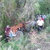 Osmaniye'de devrilen traktörün altında kalan çiftçi öldü