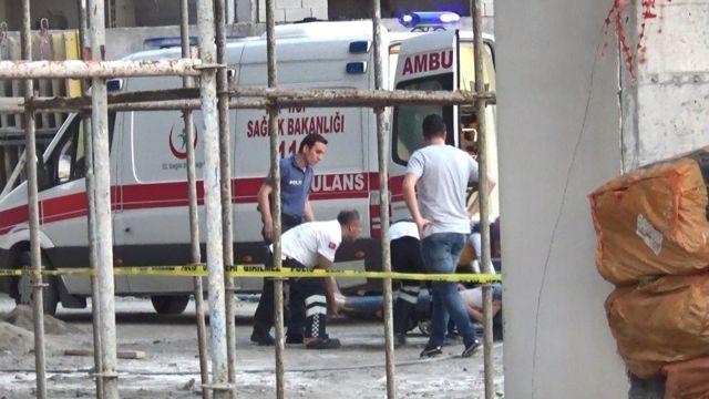 20 yaşındaki genç kız inşaatın 16'ıncı katından ölüme atladı