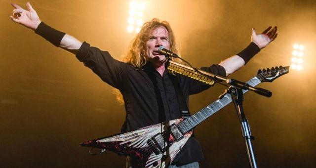 Dave Mustaine kimdir? Megadeth solisti Dave Mustaine kansere yakalandı!