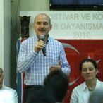 İçişleri Bakanı Soylu İstanbul'da