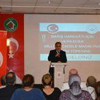 Erdek'te Kıbrıs gazilerine madalya töreni