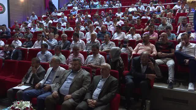HAK-İŞ İstanbul Şube Başkanları Toplantısı